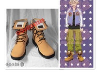 Tiger & Bunny Ivan Karelin Cosplay Shoes Boots S008