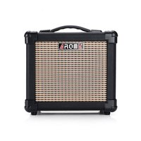 10 W Zwarte Gitaar Versterker Speaker Box Handige Draagbare Akoestische Gitaar AMP Geluid voor Gitaar Bas Gratis Verzending