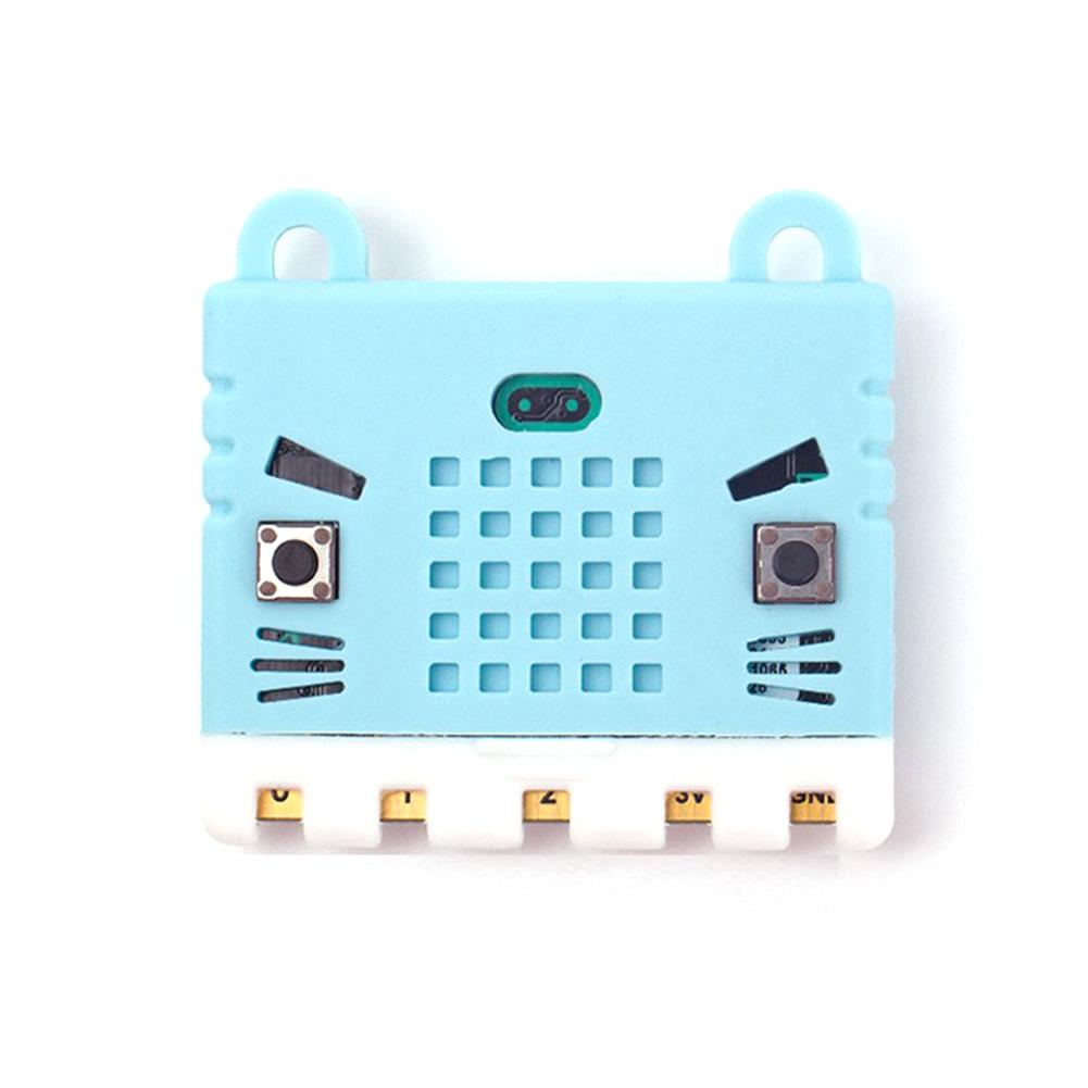 For BBC Microbit Protective Case Silicone Soft Cover Kids Education