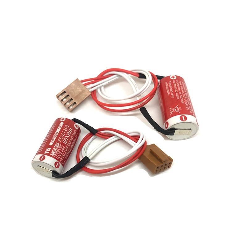 Free Shipping Wholesale 2pcs/lot Brand New MAXELL 1600mAh ER17/33 3.6V Lithium Battery