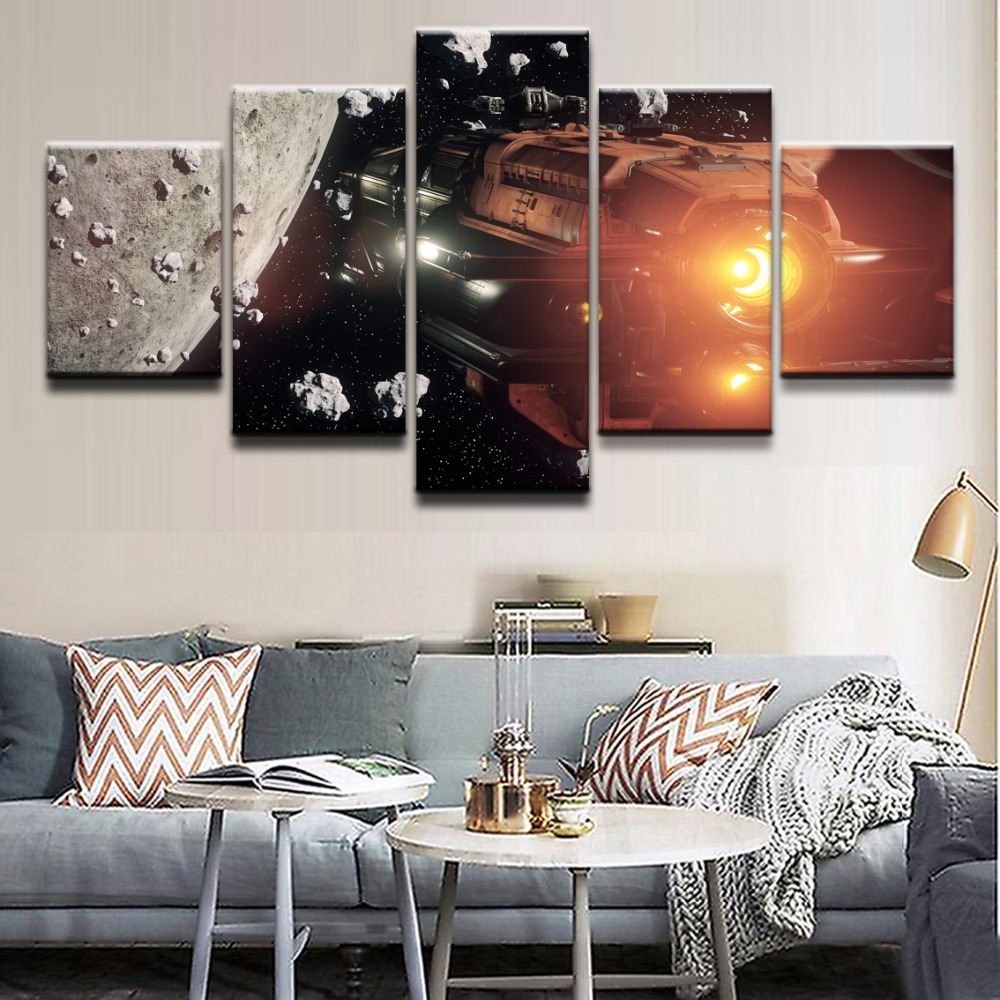 Canvas Living Room Wall Art Painting