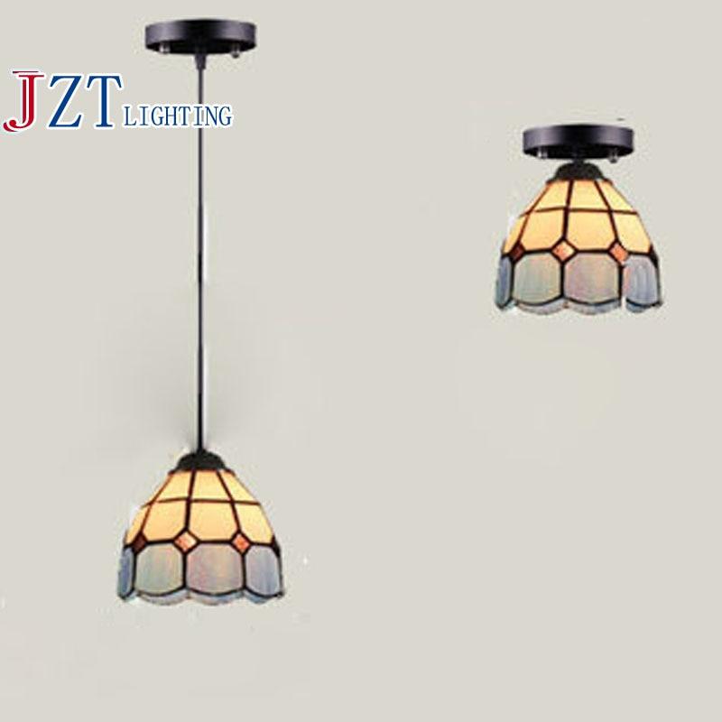 Modern Glass Pendant Lights European Style E27 D17*100cm Lamp Restaurant Light 3/5 Head Circular Rectangular Glass Lamp Base