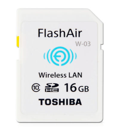 TOSHIBA Flash Air W-03 16GB 32GB SD Card Class 10 Wireless SDHC Tarjeta Memory Card Wifi SD Carte Memoria Card for Camera genuine adata sdhc memory card 16gb class 4