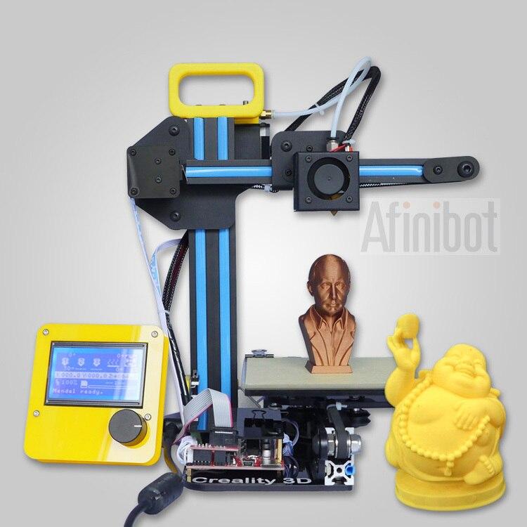 2015 Newest Mini 3D Printer Compatible Filament PLA, Wood