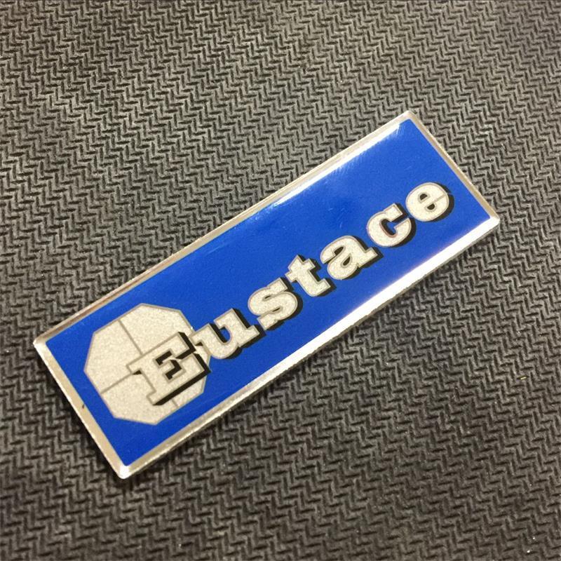 Magnet cheap rare earth magnet name badge customizable metal badges