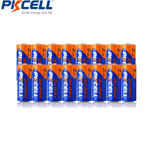 30Pcs PKCELL LR1 N Alkaline Dry Battery Sperker Bluetooth Players Battery 1.5V MN9100 E90 AM5 910A Batteriess