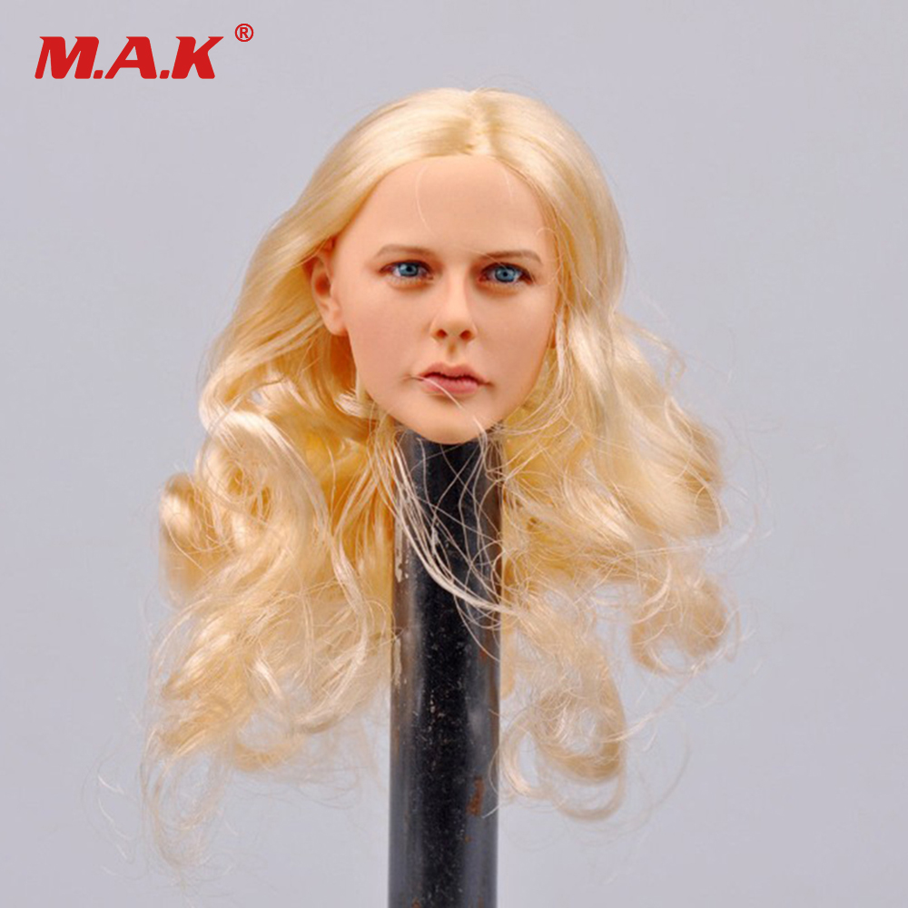 1/6  Headplay Figure Head Model CG CY Girl Female Head Sculpt 13-1-NP 12 Action Figure Collection Doll Toys Gift 1 6 scale figure doll head shape for 12 action figure doll accessories breaking bad jesse pinkman figure male head carved
