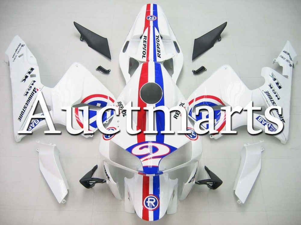 For Honda CBR 600 RR 2003 2004 Injection  ABS Plastic motorcycle Fairing Kit Bodywork CBR 600RR 03 04 CBR600RR CBR600 RR CB42 for honda cbr600rr 2007 2008 2009 2010 2011 2012 motorbike seat cover cbr 600 rr motorcycle red fairing rear sear cowl cover
