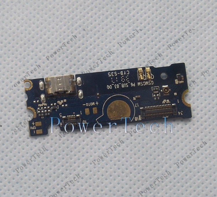 OUKITEL K3 Usb Board Charger Port Dock Charging Micro USB Slot Original Parts FREE SHIPPING
