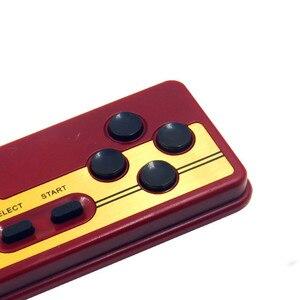 Image 4 - Klasik 9 Pin Oyun Denetleyicisi Konsolu Oyun TV Oynatıcı Gamepad Joystick Sürekli Çalıştırma Fonksiyonu Oyun Kolu famicom