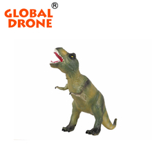 Free Shiping X004 19-inch Tyrannosaurus Plastic Dinosaur Toy Model Action Figures Boys Gift for Children