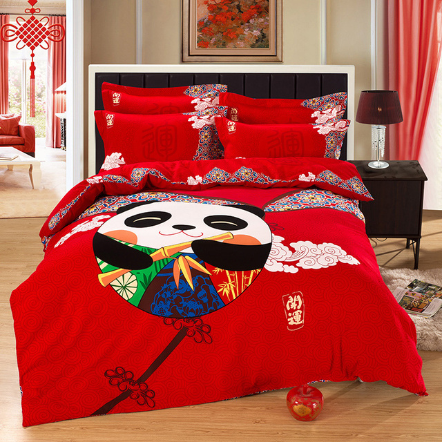 Chinesischen Stil Lunar New Year Rot Traditionellen Design ...