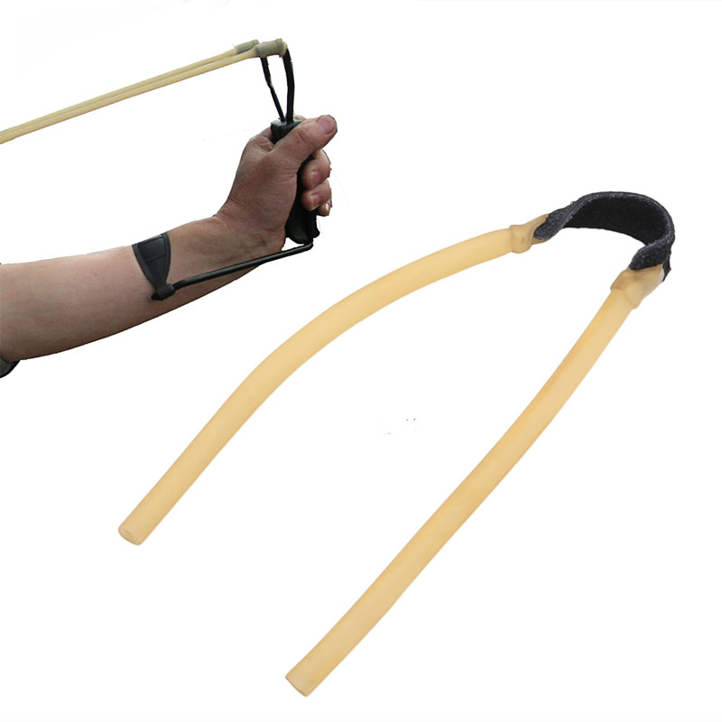 Elastic Rubber Band Bungee Replacement For Slingshot Catapult Hunting