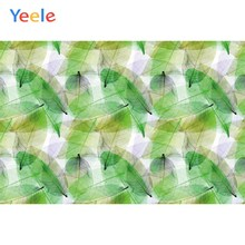 Yeele Wall Decor Photocall Leaves Context Painting Photography Backdrops Personalized Photographic Backgrounds For Photo Studio