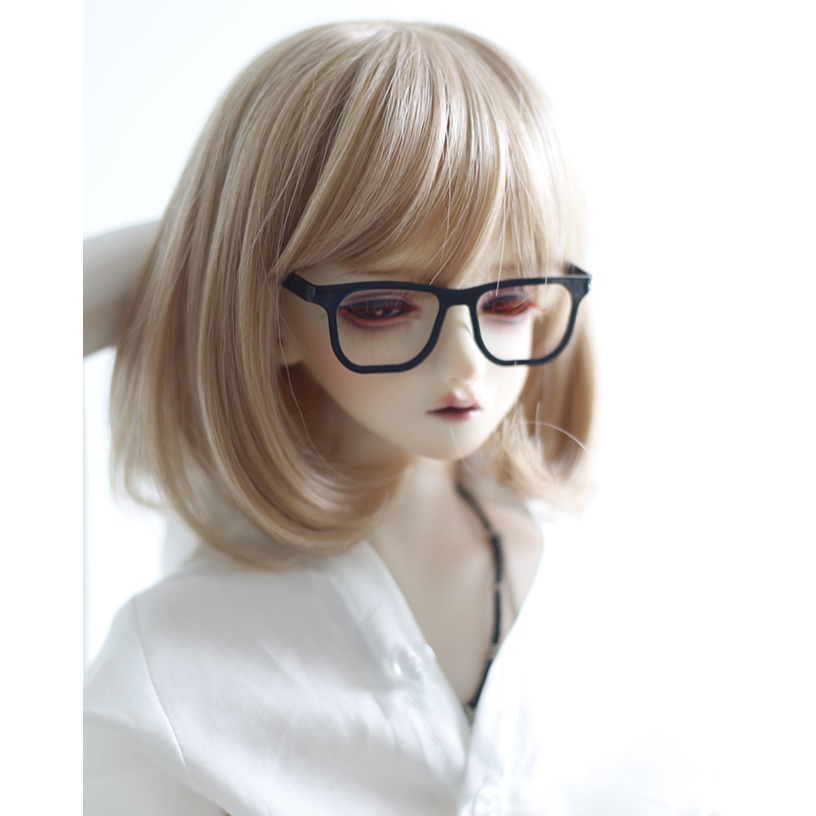 BJD Black Glasses Bookman Prop For 1/4 1/3 24