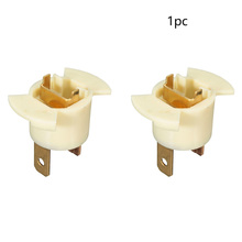 Bulb-Holder Socket-Adapter Headlight-Base Durable H1 for Acura RL Replacement Car-Supplies