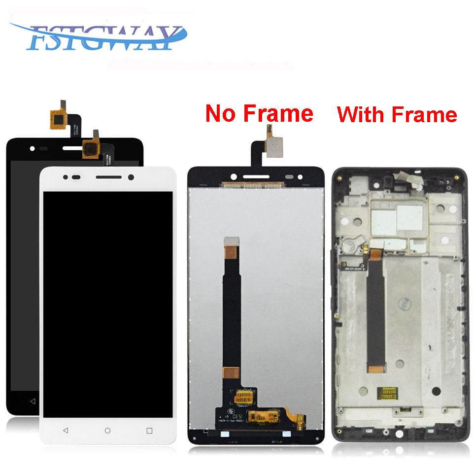 Assembly BQ Frame Lcd-Panel Digitizer Touch-Screen for Aquaris M5.5/BQ with  title=