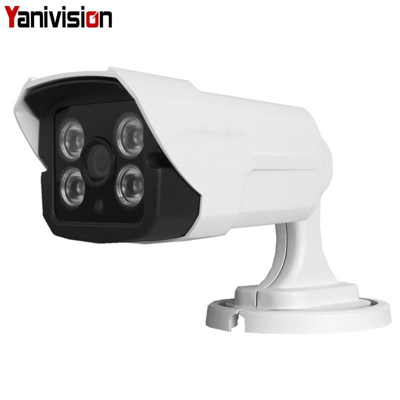 H.265 IP Camera 5MP 4MP 2MP 48V PoE ONVIF Bullet Outdoor CCTV Camera Video Security Camera Full HD P2P ONVIF IP Camera 8MP