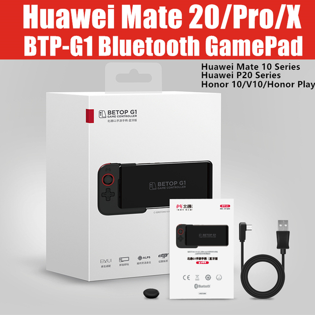 BETOP G1 400 mAh GamPad סט עבור Huawei P20 P30 Mate 20 20Pro Mate20 X ג ויסטיק GamePad מקרה נורדי Bluetooth 5.0