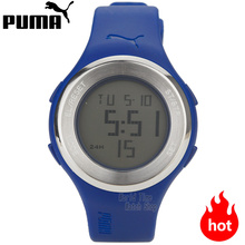 PUMA WATCH circuit series multi-dynamic liquid crystal timing neutral electronic watch PU910981003 PU910981001 PU910981002