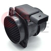 חיישן Maf מסת זרימת אוויר מד למרצדס בנץ C230 C240 SLK230 2001-2004 5WK9613 5WK9613Z 1110940148 5WK9 613