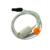 2017 New Arrival Novametrix Reutilizável Adulto Sensor de Dedo Clipe SpO2 Sensor De Oxímetro, Compatible505/510/511 Apto para homens e Mulheres