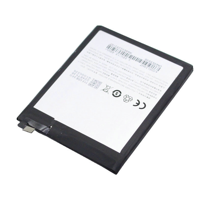 L Edition Cooperative 1x 4100mah 15.79wh Bt61 Phone Replacement Battery For Meizy M3 Note L681h L681 L-version Batteries