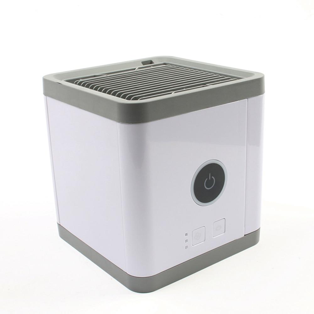 Dmwd 3 In 1 Usb Mini Fan Portable Air Conditioner Cooler