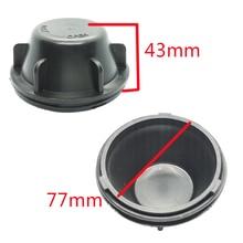 1 pc for Hyundai Tucson Headlamp dust cover Xenon LED bulb extension dust cover accessories Bulb trim panel Lamp shell
