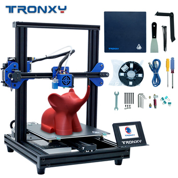 TRONXY XY-2 PRO 3D Printer Upgraded Auto Level Size 255*255*260mm Resume Power Failure Printing Power Output 360W Fast Assembly