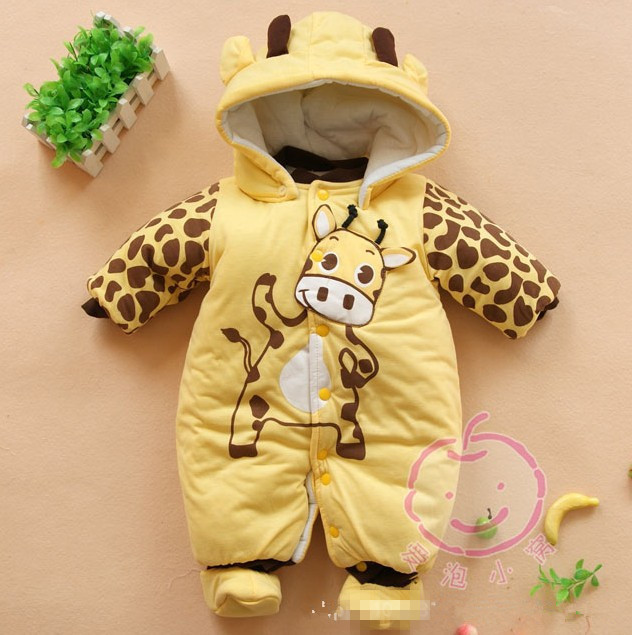 2015-new-jumpsuit-hat-shoes-animal-style-cartoon-warm-hooded-baby-rompers-winter-boys-girls-clothes-outfits-newborn-clothing-4