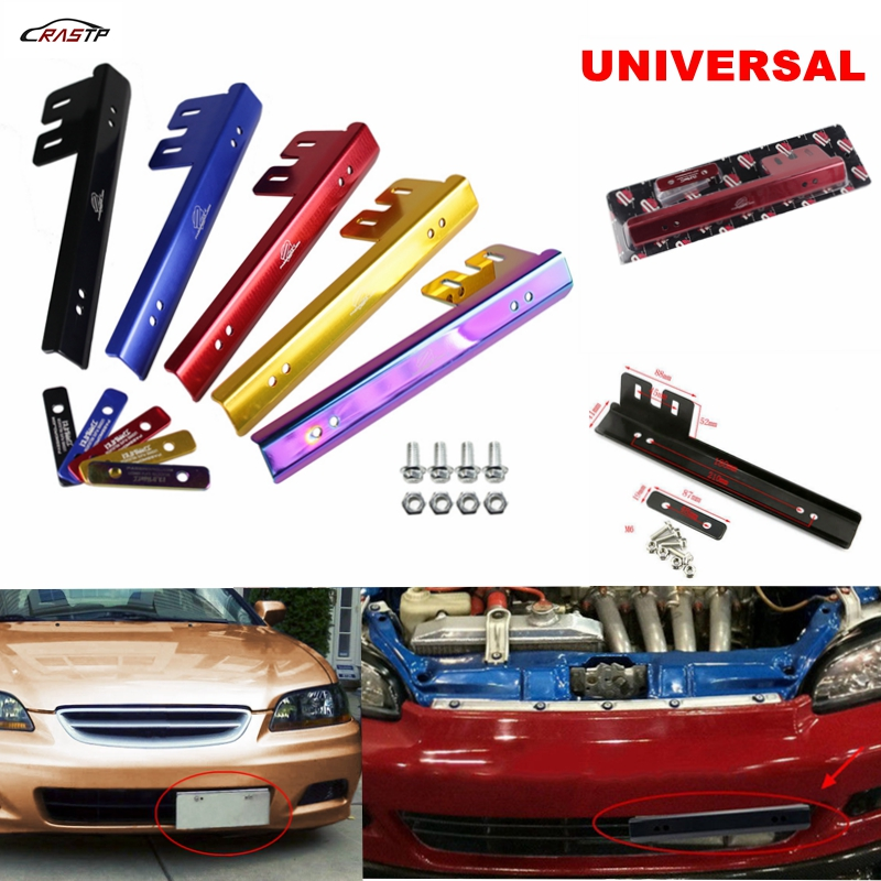 Car Or Truck Universal Aftermarket Front License Plate Holder Tag Bracket 68148,Experimental Study Design Types