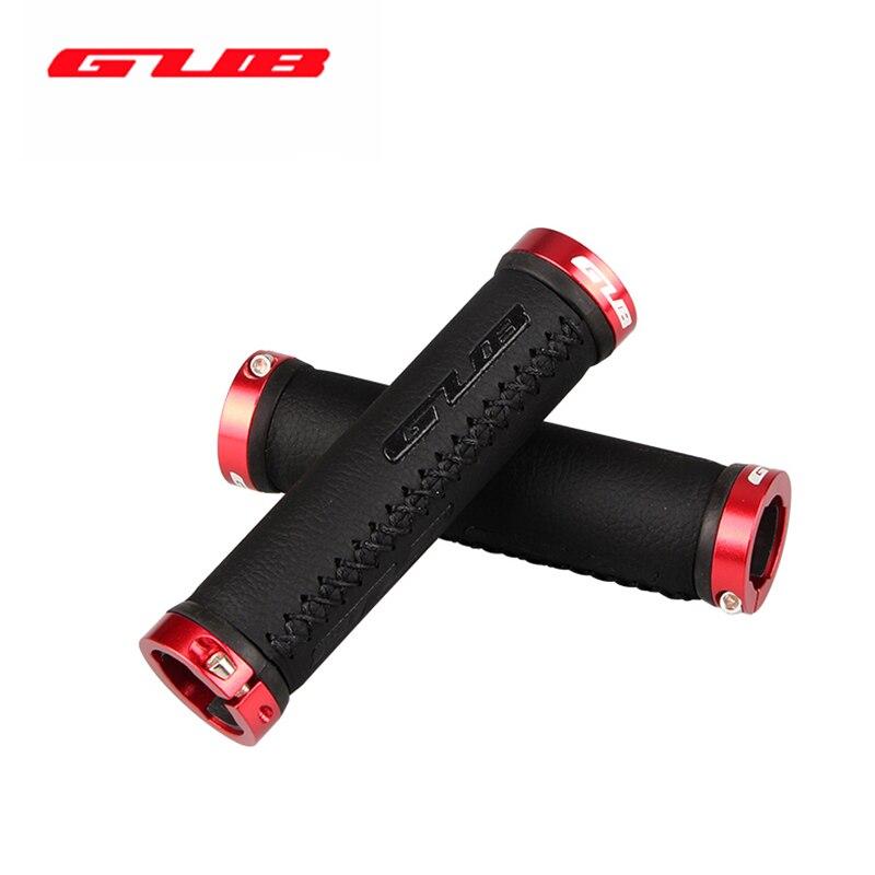 Bicycle Hand Bar Grip MTB Mountain Bike Handlebar Grip Locking Anti-Skid Sewing