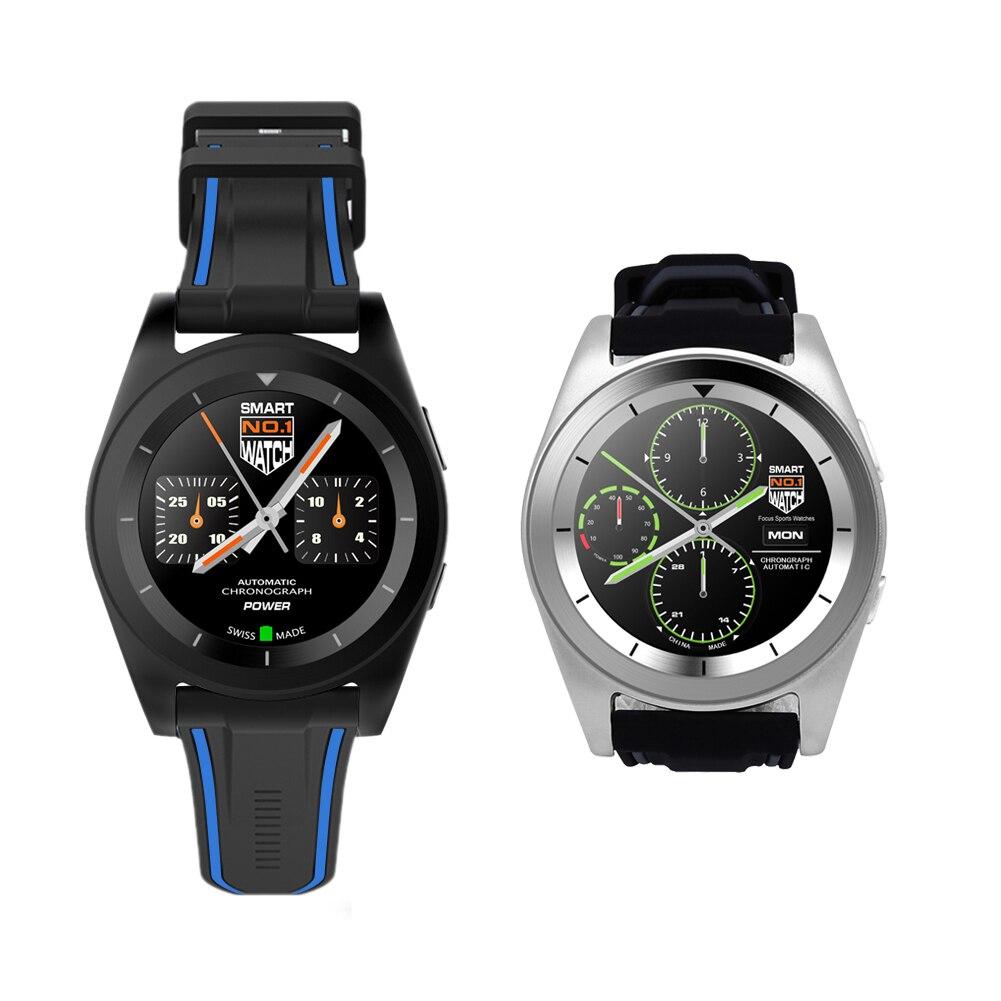 Original NO 1 G6 Fashion Sport Bluetooth Smart Watch Woman Man Running Smartwatch with Heart Rate