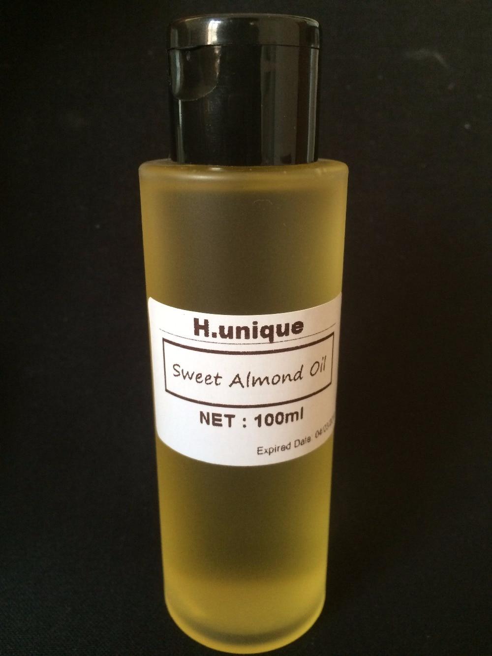 Sweet Almond Natural Pure Oil Massage Base Oils Handmade Soap Additive Beauty Salon Equipment Skin Care