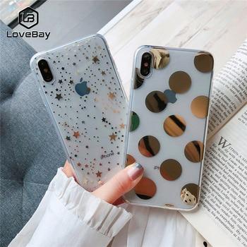 Star Wave Soft TPU iPhone Case