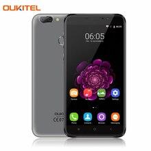 Oukitel u20 плюс 5.5 дюймов 1920×1080 4 г lte мобильный телефон Android 6.0 Окта основные 2 Г RAM 16 ГБ ROM 13.0MP Отпечатков Пальцев смартфон