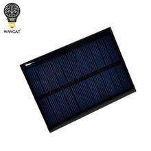 Solar Panel 0 5W 5V Portable Module DIY Small Solar Panel for Cellular font b Phone