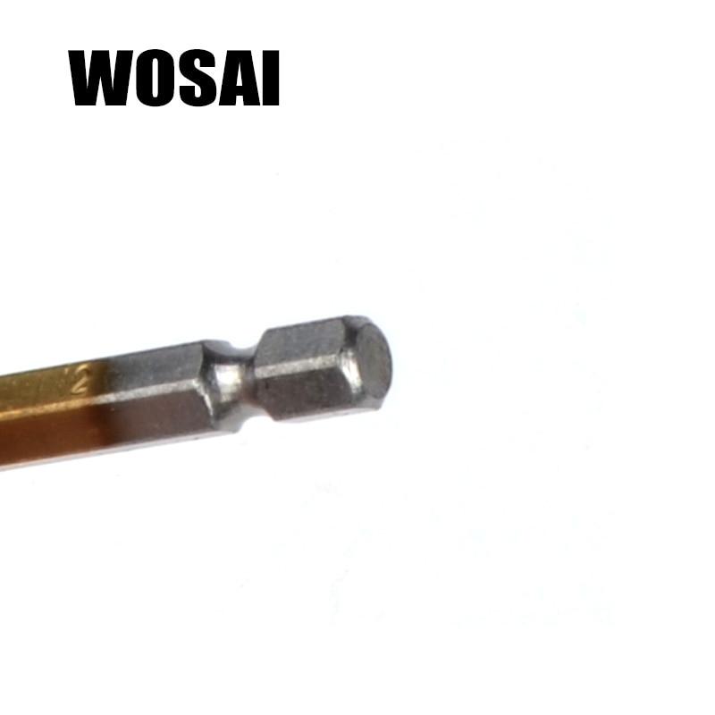 WOSAI skleněná mramorová porcelánová kopí hlava keramické - Vrták - Fotografie 3