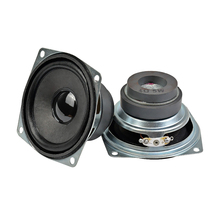 AIYIMA 2Pcs 2.5Inch 72mm Tweeter High Frequency Hifi Audio Stereo Speakers 5W 4Ohm Magnetic Louderspeaker For Bluetooth Speaker