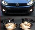 Левый, Правый Передний Бампер Решетка Противотуманные Фары Дневного Света Для Volkswagen VW Golf 6 MK6 VI 2010-2014 5KD 941 699/5KD 941 700