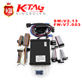 Бесплатная Доставка V2.13 FW V7.003 KTM100 KTAG Программирование ЭБУ К-TAG Инструмент Мастер Версия Нет Ограничения Маркеров KTAG Ktag V7.003 V2.13