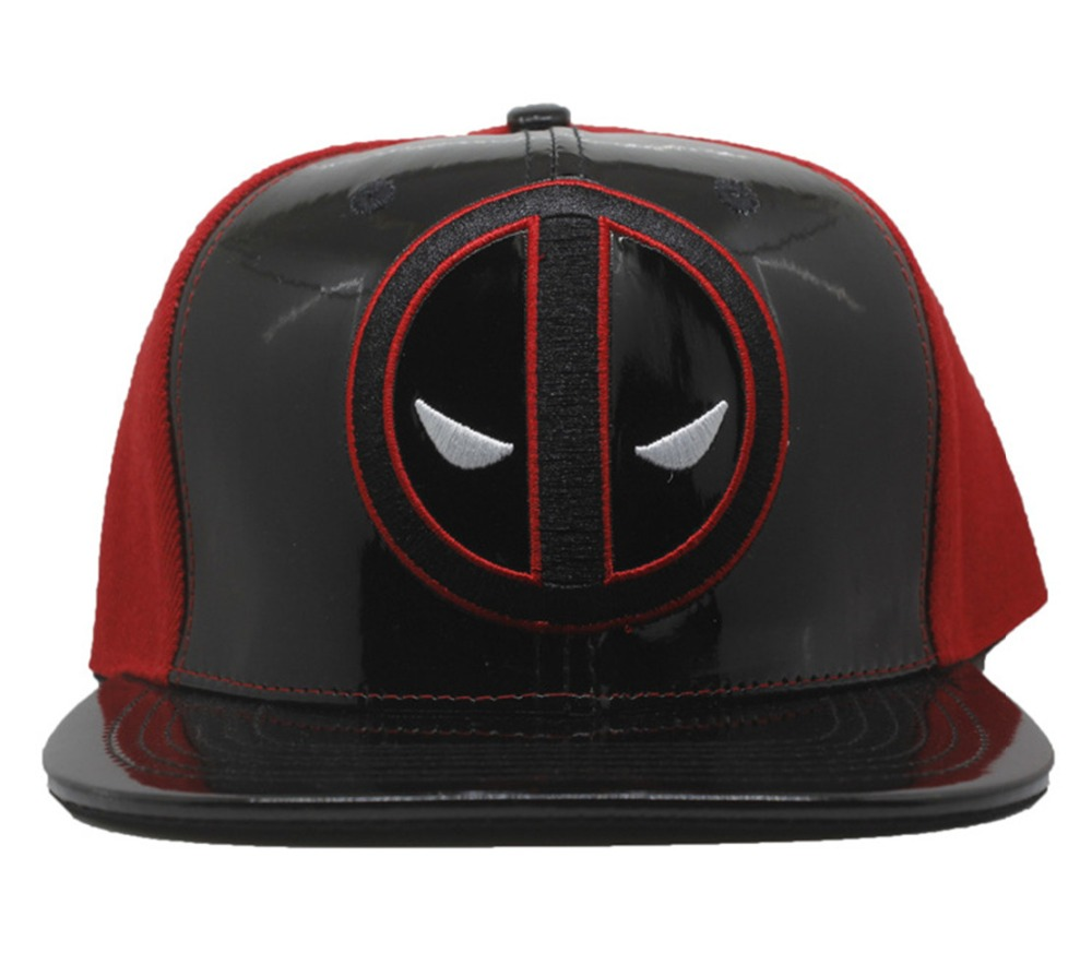 Detail Feedback Questions about Marvel Super Hero Deadpool cosplay cap  fashion casual hip hop exquisite embroidery gorras beisbol adjustable snapback  hat ... 04a7b0217aa9