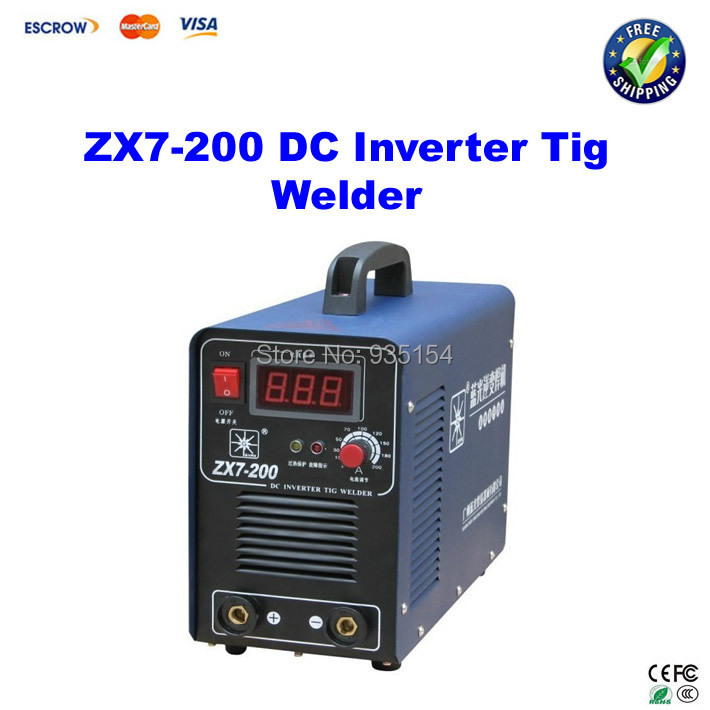 ZX7-200 DC inverter Tig welder, electrical welding machine филип к дик тони и жуки