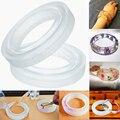 1 шт. силиконовые круглые браслет формы литья форма для смола браслет изготовления драгоценностей