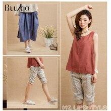 Buulqo-tela de bambú algodón para coser, tapicería, camisa, vestido, material de ropa de verano, 50x140cm, gran oferta