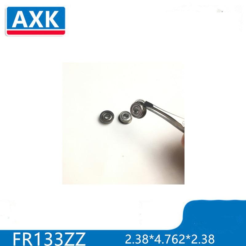 "3//16/"" x 1//2/"" x 0.1960/"" 2 PCS SFR3zz Stainless Steel FLANGED Ball Bearing"