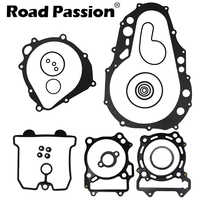 Road Passion Motorcycle Engine Cylinder Cover Gasket Kit For SUZUKI LTZ400 LTZ 400 QUADSPORT 2003-2008