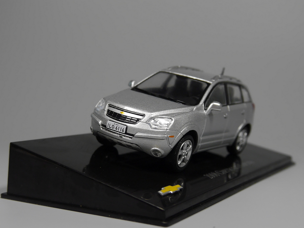 Auto Inn ixo 1 43 font b Chevrolet b font Captiva 2008 Diecast model car