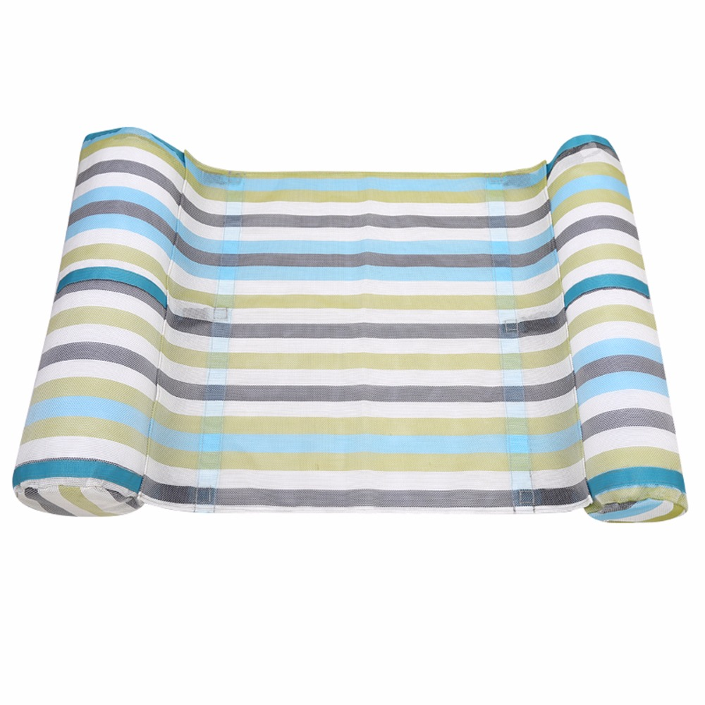 men sleeping pool pattern stripe item chair pillow with lounge in beach bed floating from unisex sports swimming for shop mat hammock rest bags outdoor sunbathing swim lounger pvc inflatable water